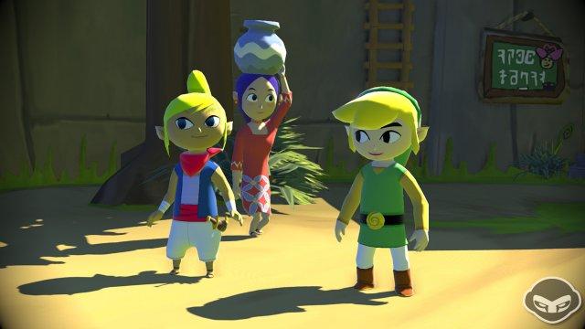 The Legend of Zelda: The Wind Waker HD - Immagine 71968