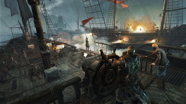 Assassin's Creed IV: Black Flag immagine 100121