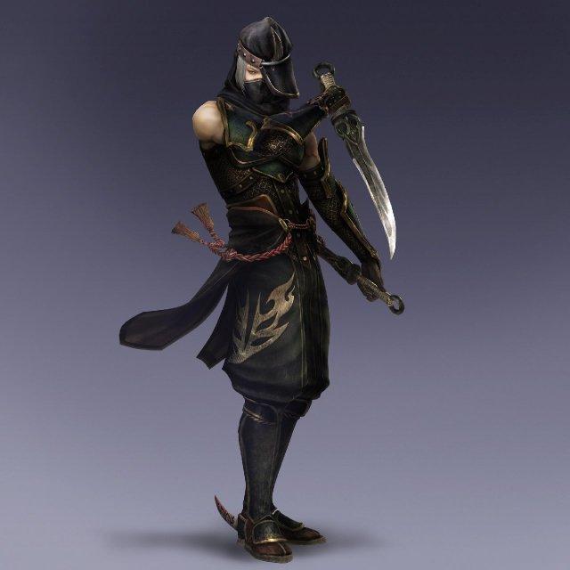 Warriors Orochi 4 Data
