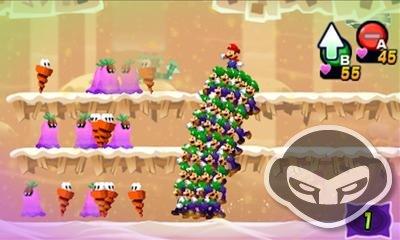 Mario e Luigi Dream Team immagine 73780