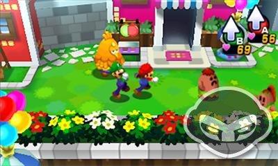 Mario e Luigi Dream Team immagine 73781