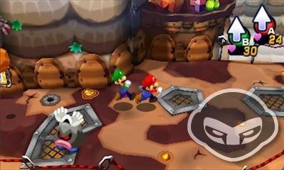 Mario e Luigi Dream Team immagine 73783