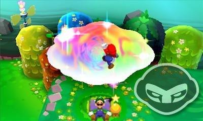 Mario e Luigi Dream Team immagine 73788