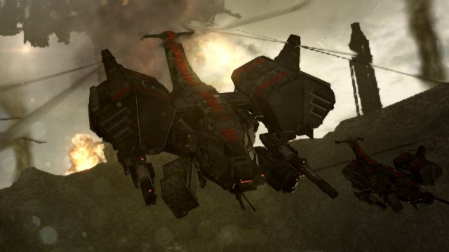 Armored Core: Verdict Day immagine 93972