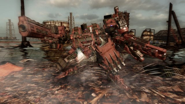 Armored Core: Verdict Day immagine 93977