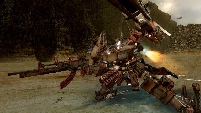 Armored Core: Verdict Day immagine 93981