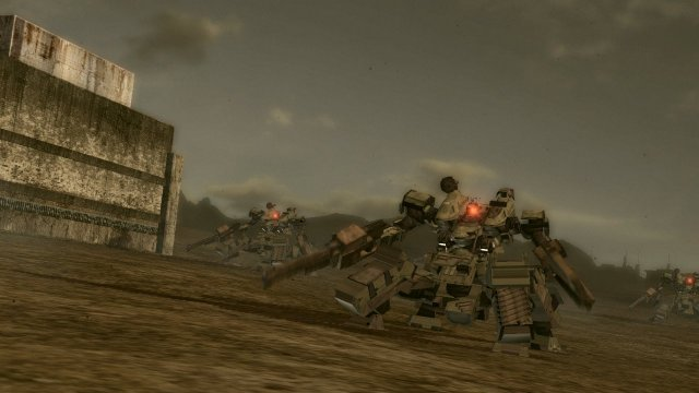 Armored Core: Verdict Day immagine 93984