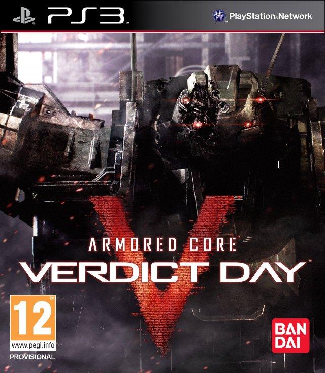 Armored Core: Verdict Day immagine 93986