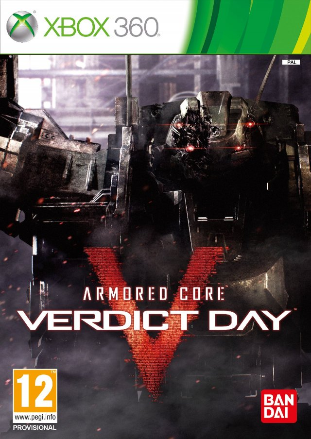 Armored Core: Verdict Day immagine 93987