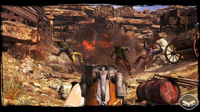Call of Juarez: Gunslinger - Immagine 76007