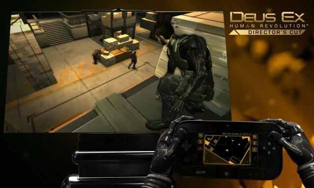 Deus Ex: Human Revolution - Director's Cut - Immagine 91330