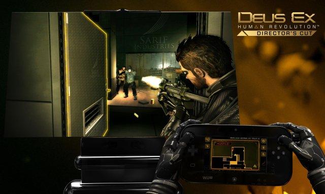Deus Ex: Human Revolution - Director's Cut immagine 91331