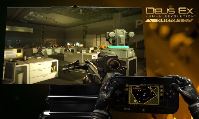 Deus Ex: Human Revolution - Director's Cut immagine 91333