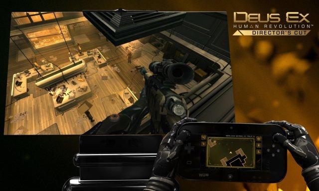 Deus Ex: Human Revolution - Director's Cut immagine 91334