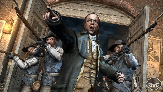 Assassin's Creed 3: La Tirannia di Re Washington - Il Tradimento immagine 76408
