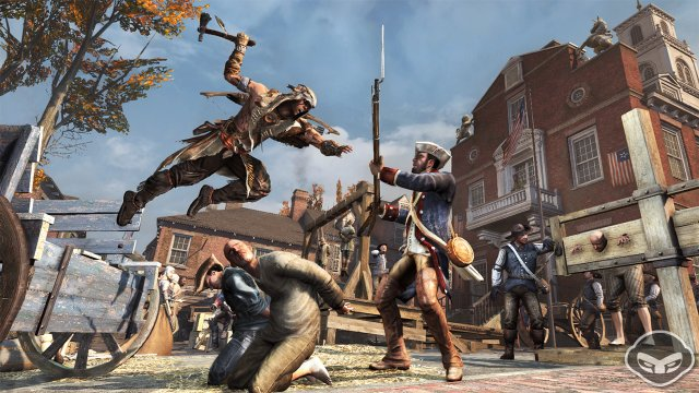 Assassin's Creed 3: La Tirannia di Re Washington - Il Tradimento immagine 76411