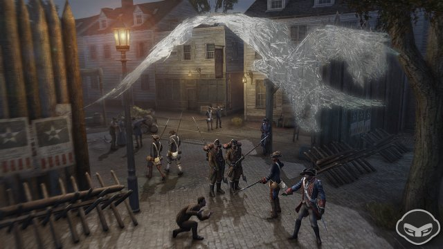 Assassin's Creed 3: La Tirannia di Re Washington - Il Tradimento immagine 76414
