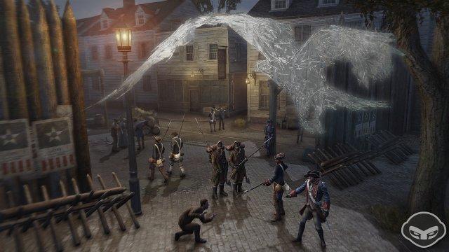 Assassin's Creed 3: La Tirannia di Re Washington - Il Tradimento immagine 76416
