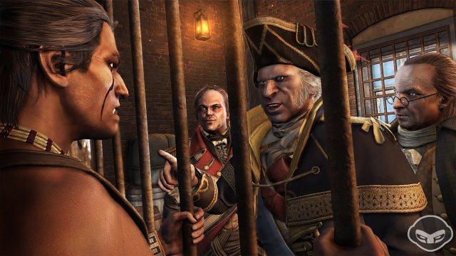Assassin's Creed 3: La Tirannia di Re Washington - Il Tradimento immagine 76419