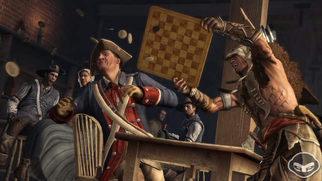 Assassin's Creed 3: La Tirannia di Re Washington - Il Tradimento immagine 76420