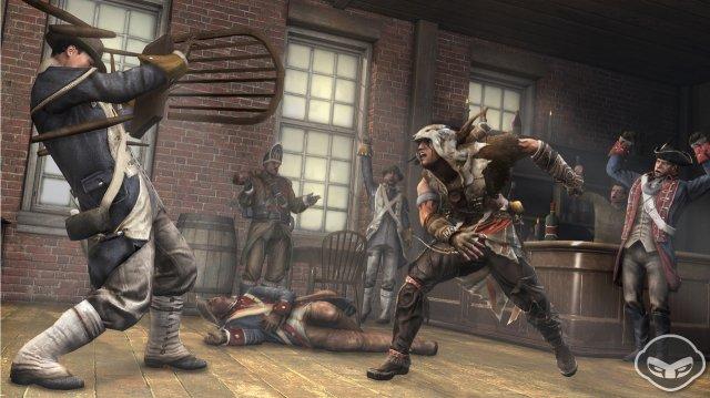 Assassin's Creed 3: La Tirannia di Re Washington - Il Tradimento immagine 76428