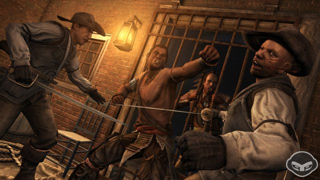 Assassin's Creed 3: La Tirannia di Re Washington - Il Tradimento immagine 76429
