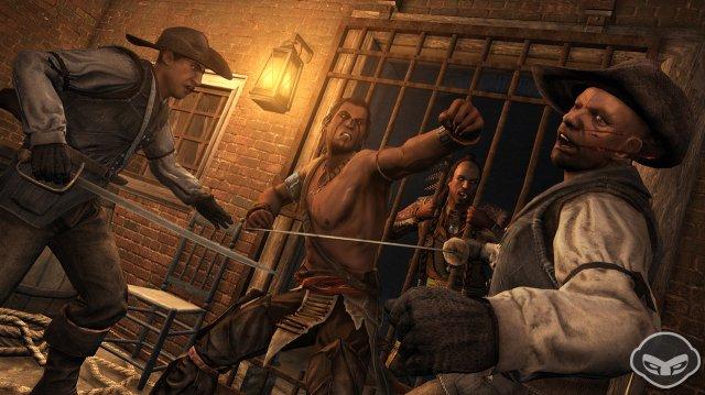 Assassin's Creed 3: La Tirannia di Re Washington - Il Tradimento immagine 76431