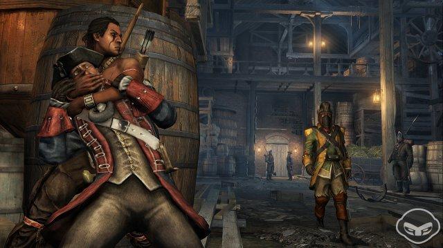 Assassin's Creed 3: La Tirannia di Re Washington - Il Tradimento immagine 76434