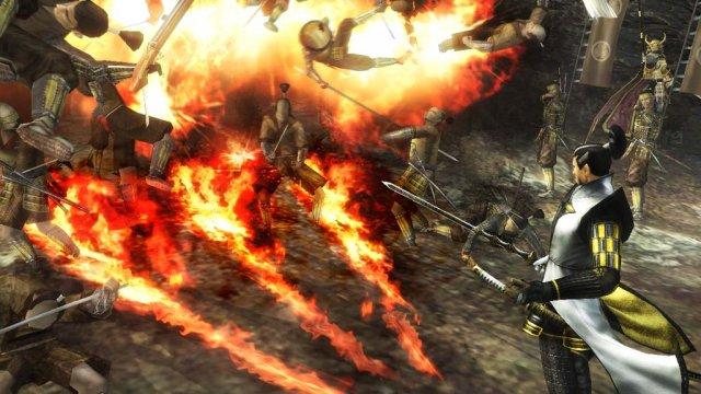 Sengoku Basara 4 immagine 100346