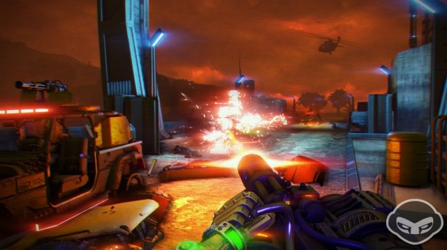 Far Cry 3 Blood Dragon immagine 77757