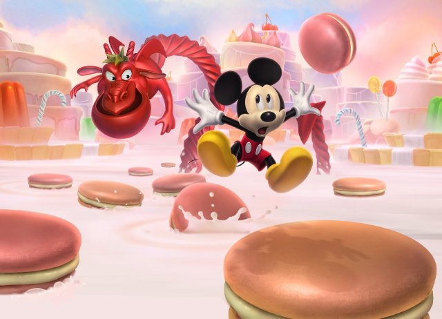 Castle of Illusion Starring Mickey Mouse immagine 90288