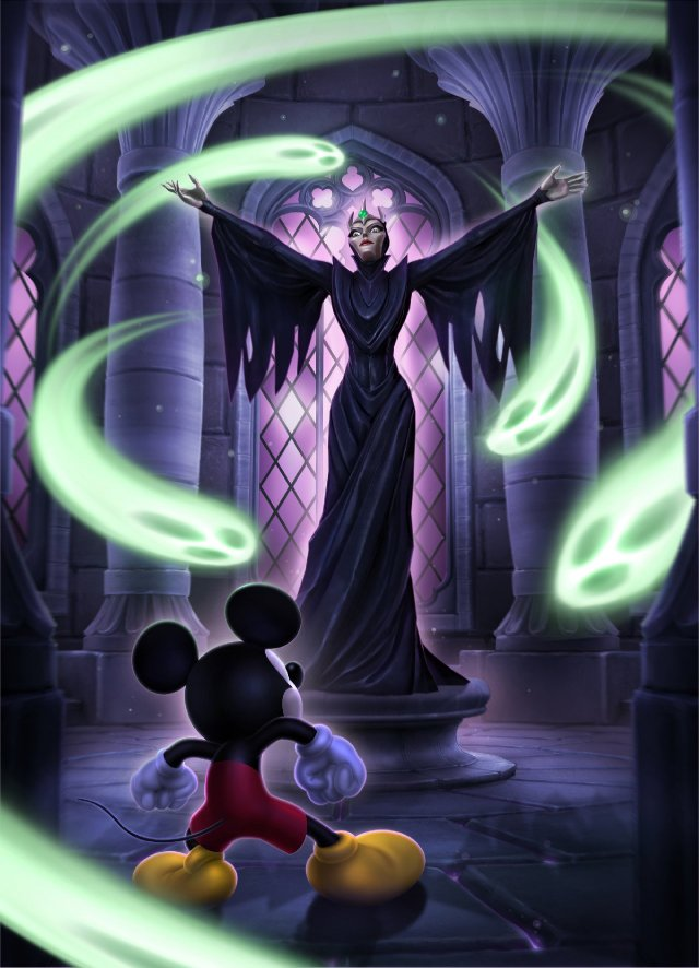 Castle of Illusion Starring Mickey Mouse immagine 90290