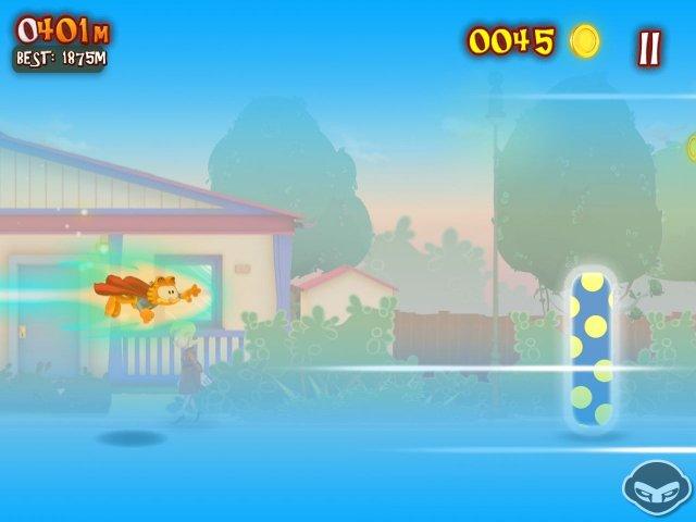 Garfield's Wild Ride immagine 78218