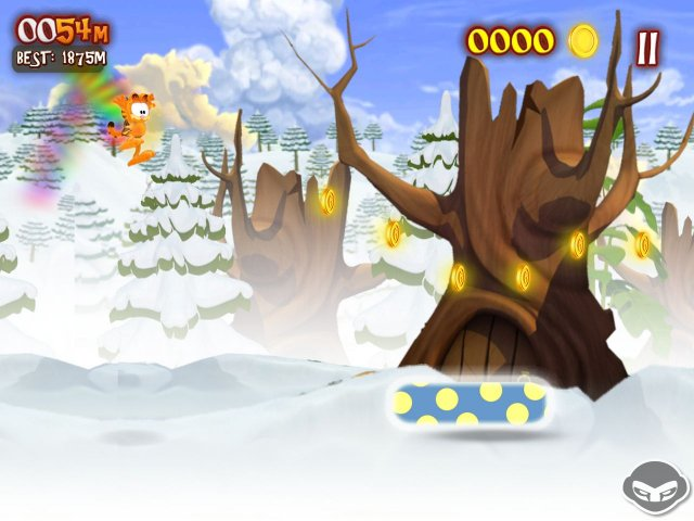 Garfield's Wild Ride immagine 78221