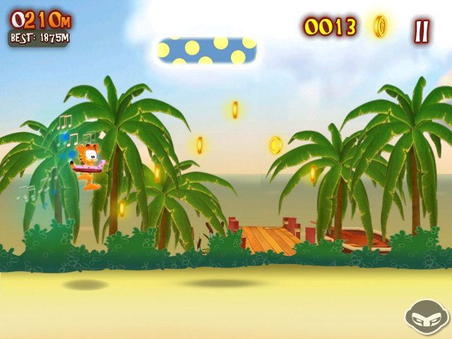 Garfield's Wild Ride immagine 78224