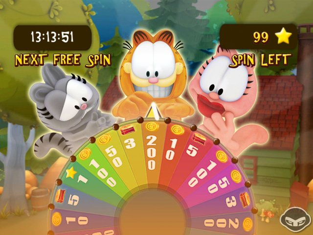 Garfield's Wild Ride immagine 78227