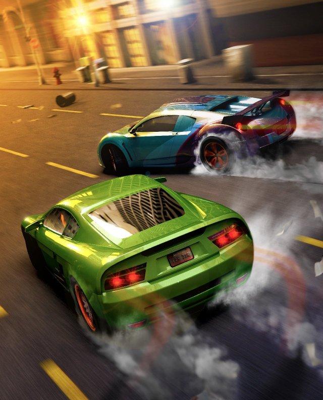 Ridge Racer Driftopia immagine 93376