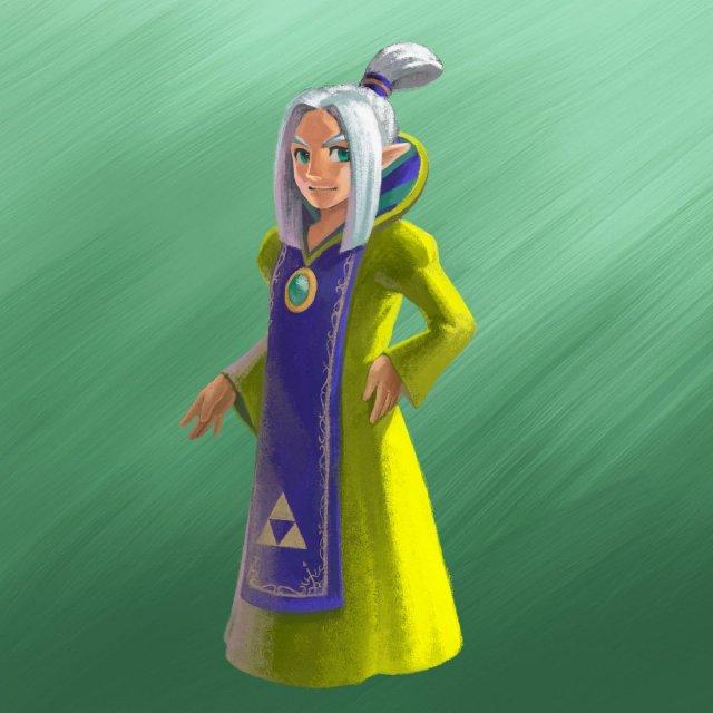The Legend of Zelda: A link between Worlds immagine 97107