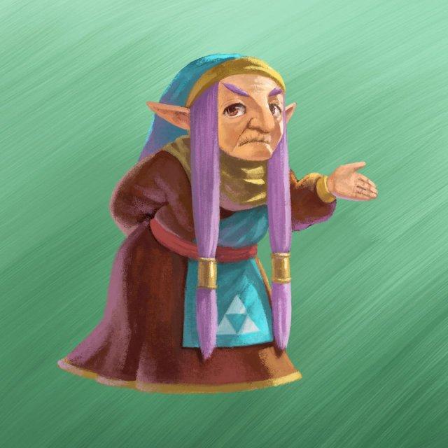 The Legend of Zelda: A link between Worlds immagine 97110