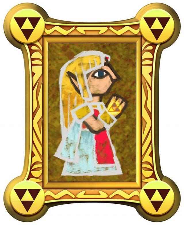 The Legend of Zelda: A link between Worlds immagine 97112