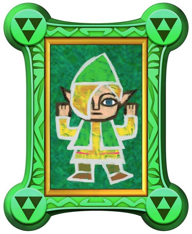 The Legend of Zelda: A link between Worlds immagine 97113