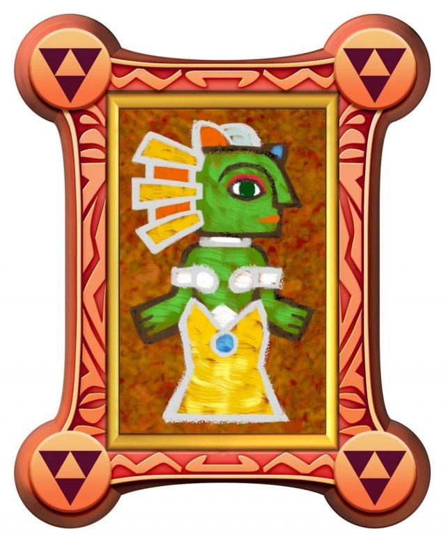 The Legend of Zelda: A link between Worlds immagine 97116