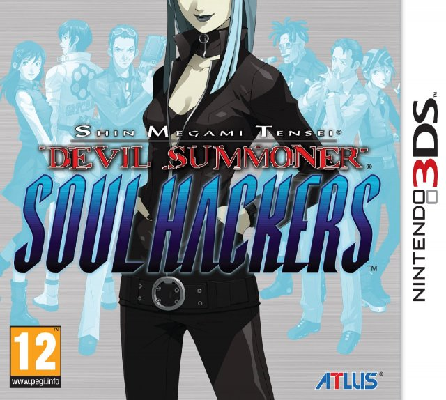 Shin Megami Tensei: Devil Summoner: Soul Hackers - Immagine 90509