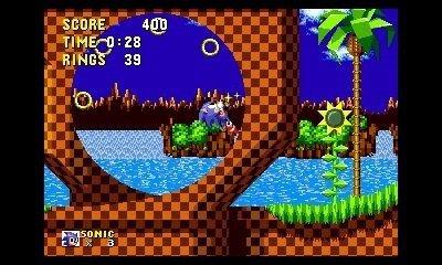Sonic the Hedgehog 3D immagine 80459