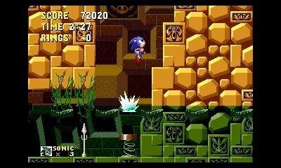 Sonic the Hedgehog 3D immagine 80460