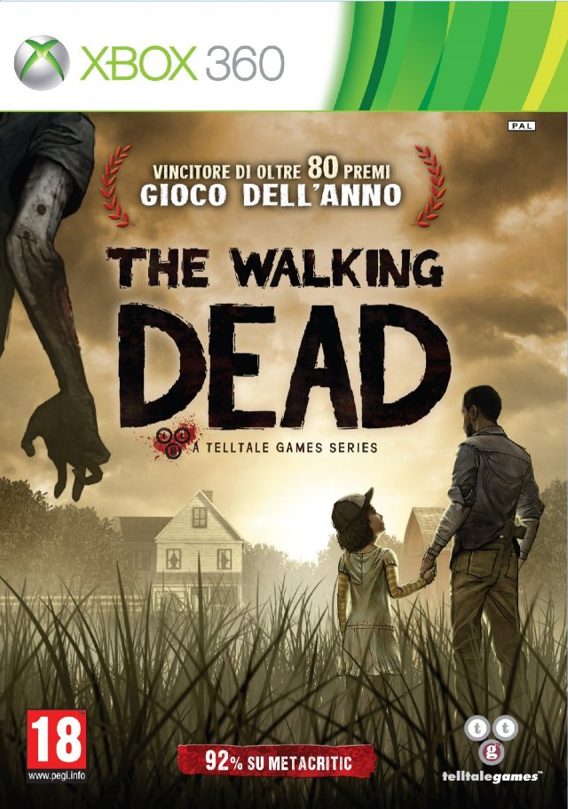 The Walking Dead - Retail Edition immagine 80590