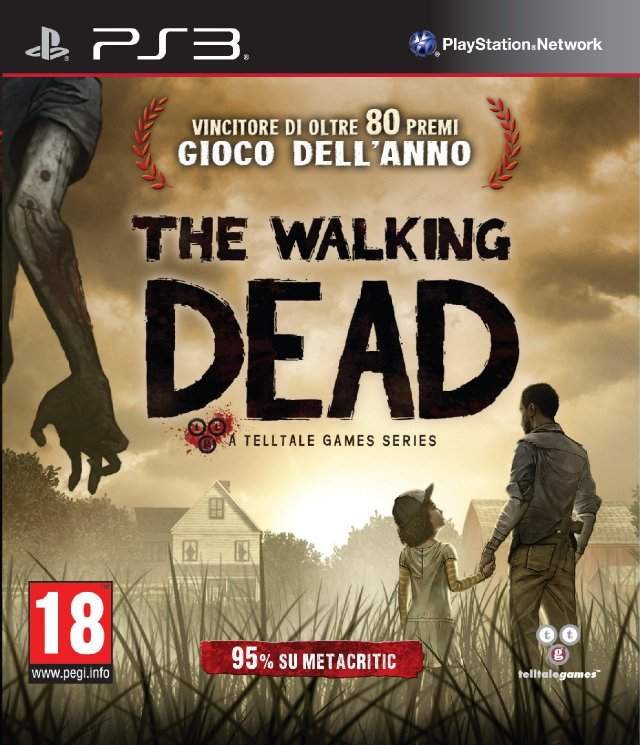 The Walking Dead - Retail Edition immagine 80591