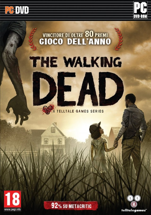 The Walking Dead - Retail Edition immagine 80592