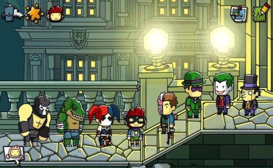 Scribblenauts Unmaksed: A DC Comics Adventure immagine 81138
