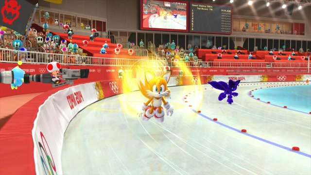 Mario & Sonic at the Sochi 2014 Olympic Winter Games immagine 94779